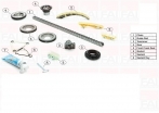 TX2 Heavy Duty Timing Chain Conversion Kit